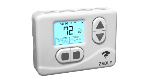 wireless rv thermostat with wifi and cellular LTE