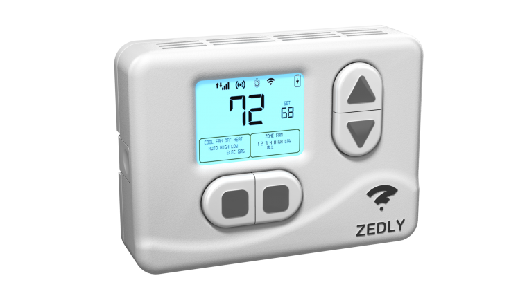 New WiFi Smart Thermostat for RV